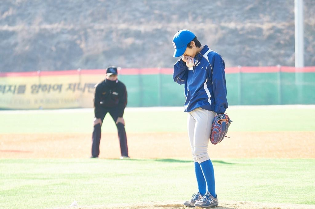 3月5日に公開韓国で大ヒットした映画「野球少女」